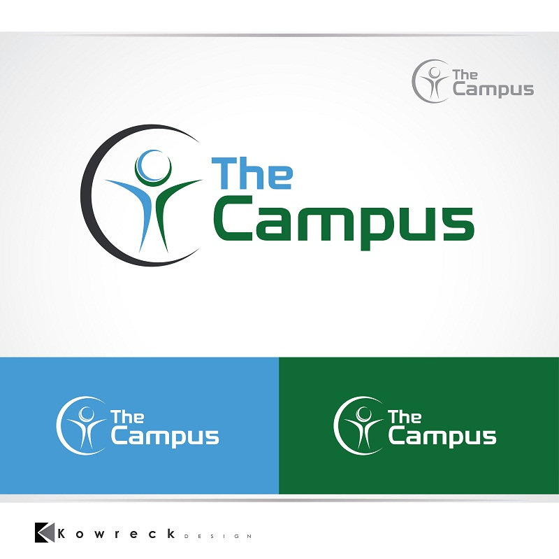 Logo Design by kowreck - Entry No. 45 in the Logo Design Contest theCampus Logo Design.