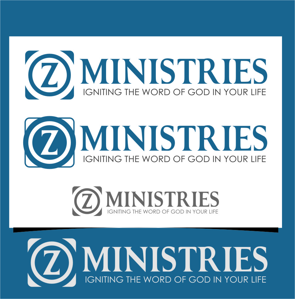 Logo Design by RasYa Muhammad Athaya - Entry No. 143 in the Logo Design Contest Artistic Logo Design for Z Ministries.