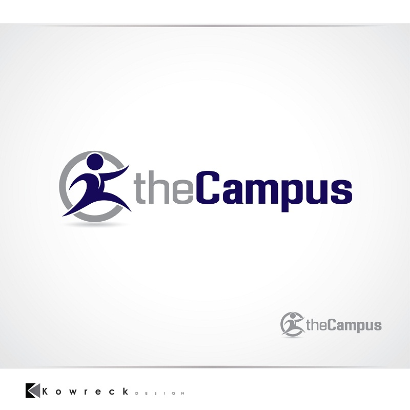 Logo Design by kowreck - Entry No. 46 in the Logo Design Contest theCampus Logo Design.