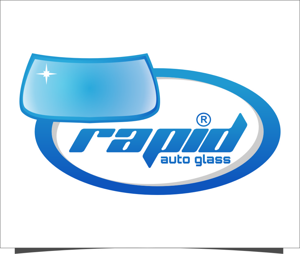 Logo Design by Ngepet_art - Entry No. 114 in the Logo Design Contest Unique Logo Design Wanted for Rapid Auto Glass.