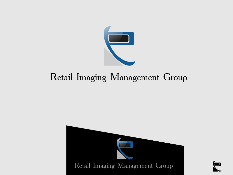 Logo Design by Private User - Entry No. 77 in the Logo Design Contest Creative Logo Design for Retail Imaging Management Group (R.I.M.G.).