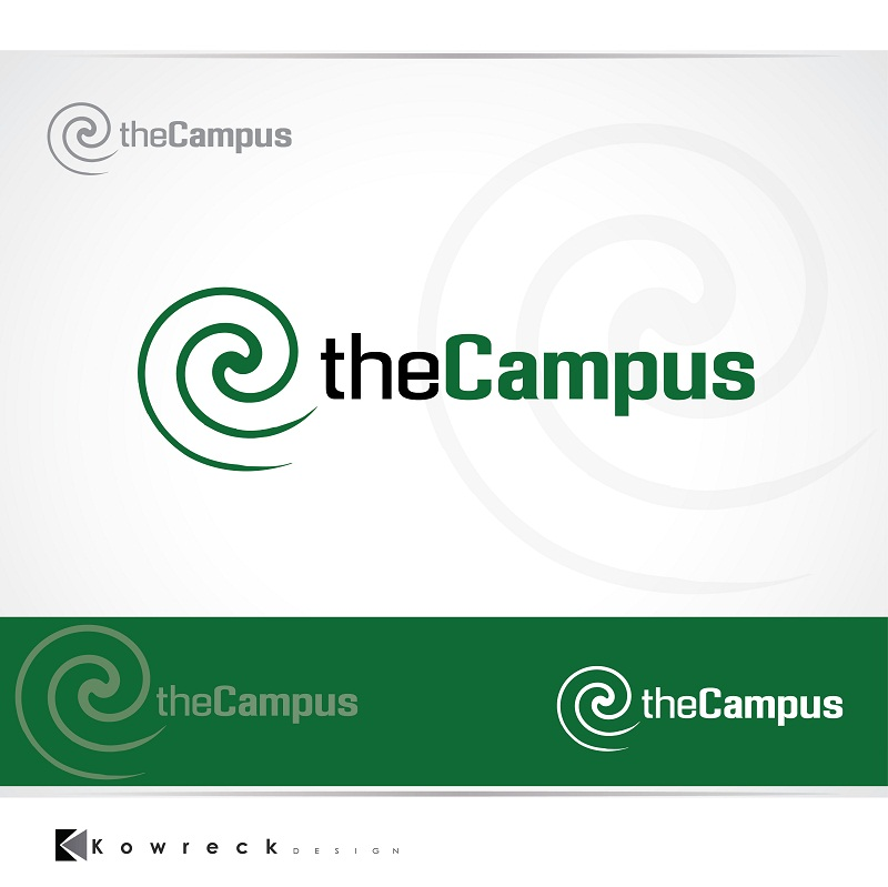 Logo Design by kowreck - Entry No. 48 in the Logo Design Contest theCampus Logo Design.