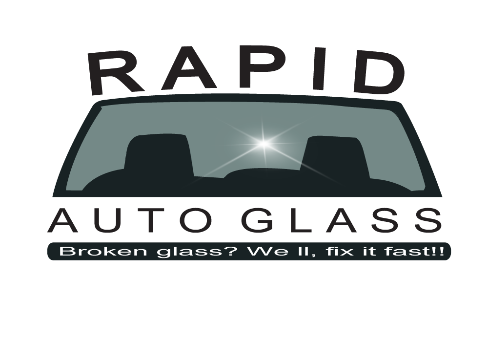 Logo Design by Pintura - Entry No. 116 in the Logo Design Contest Unique Logo Design Wanted for Rapid Auto Glass.