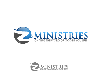 Logo Design by Private User - Entry No. 145 in the Logo Design Contest Artistic Logo Design for Z Ministries.
