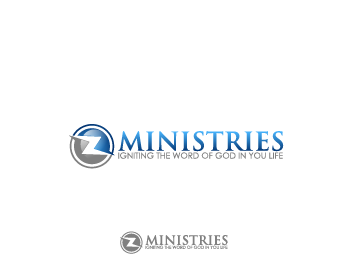 Logo Design by Private User - Entry No. 148 in the Logo Design Contest Artistic Logo Design for Z Ministries.