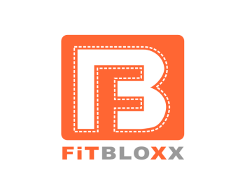 Logo Design by Rudy - Entry No. 71 in the Logo Design Contest FitBloxx (creating block fits for the apparel industry).
