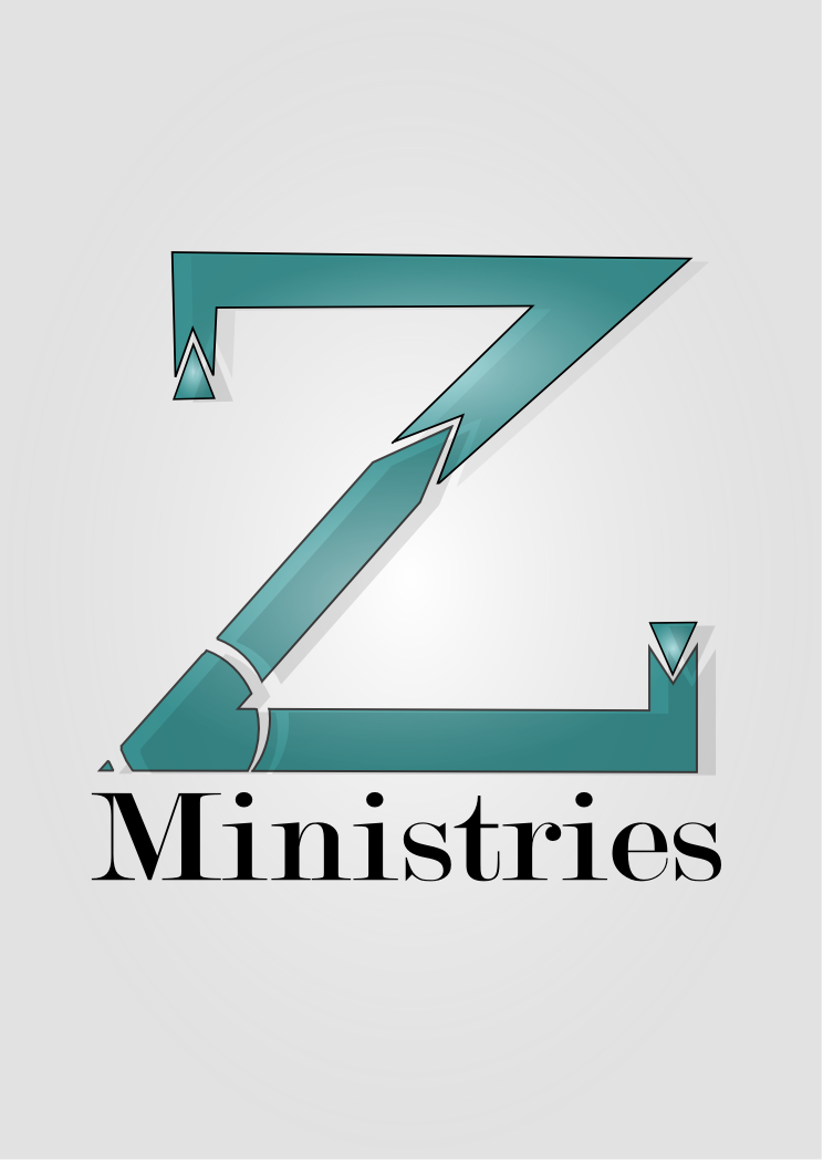 Logo Design by الملا سفيان - Entry No. 166 in the Logo Design Contest Artistic Logo Design for Z Ministries.