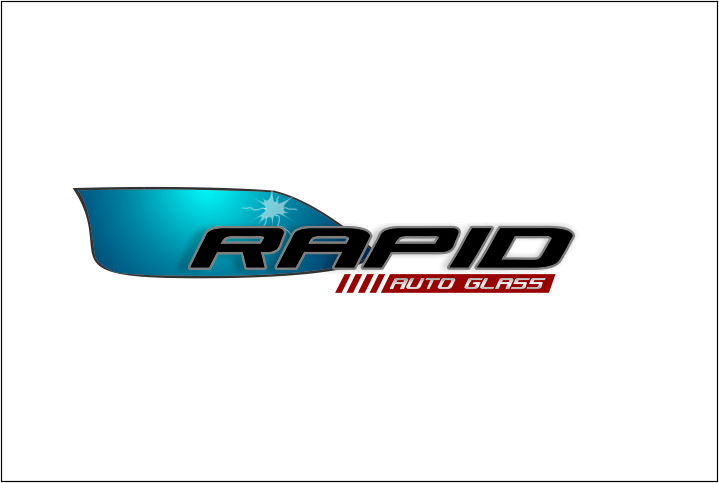 Logo Design by Agus Martoyo - Entry No. 127 in the Logo Design Contest Unique Logo Design Wanted for Rapid Auto Glass.