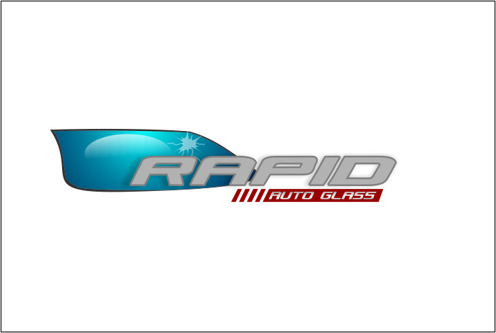 Logo Design by Agus Martoyo - Entry No. 132 in the Logo Design Contest Unique Logo Design Wanted for Rapid Auto Glass.
