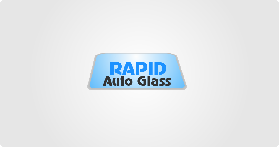 Logo Design by Private User - Entry No. 136 in the Logo Design Contest Unique Logo Design Wanted for Rapid Auto Glass.