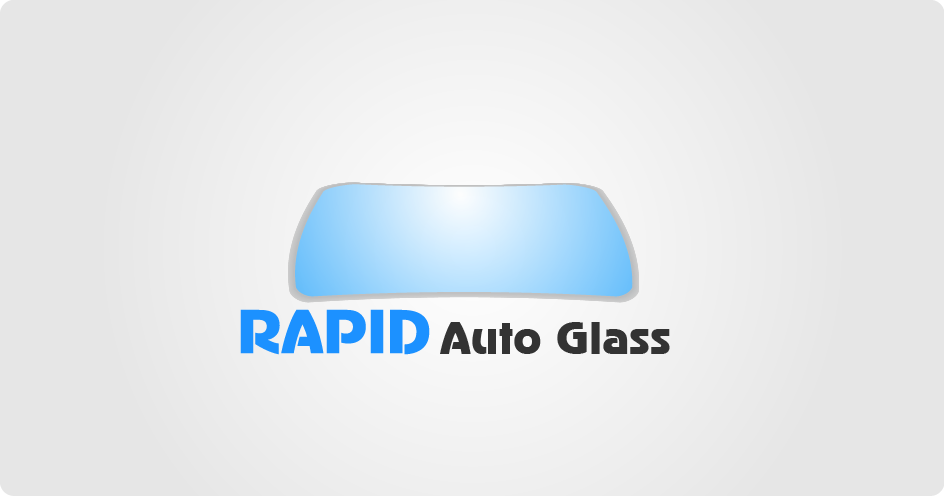 Logo Design by Private User - Entry No. 137 in the Logo Design Contest Unique Logo Design Wanted for Rapid Auto Glass.