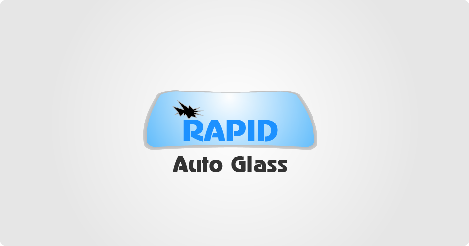 Logo Design by Private User - Entry No. 138 in the Logo Design Contest Unique Logo Design Wanted for Rapid Auto Glass.