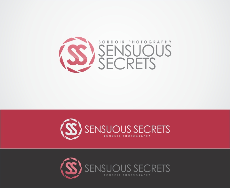 Logo Design by Dimas Irawan - Entry No. 33 in the Logo Design Contest Artistic Logo Design for Sensuous Secrets Boudoir Photography.