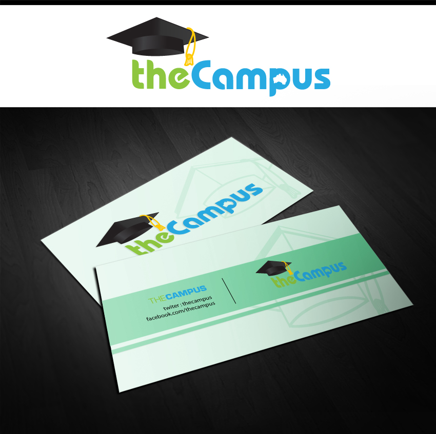 Logo Design by Private User - Entry No. 49 in the Logo Design Contest theCampus Logo Design.