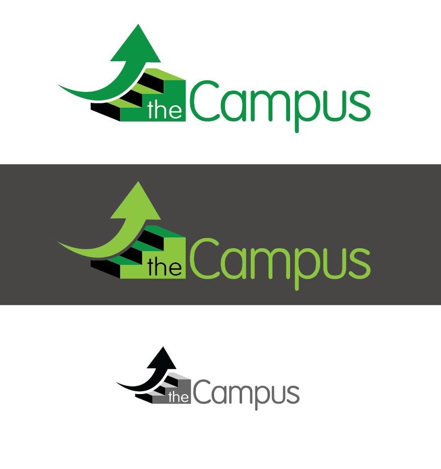Logo Design by Christina Evans - Entry No. 50 in the Logo Design Contest theCampus Logo Design.