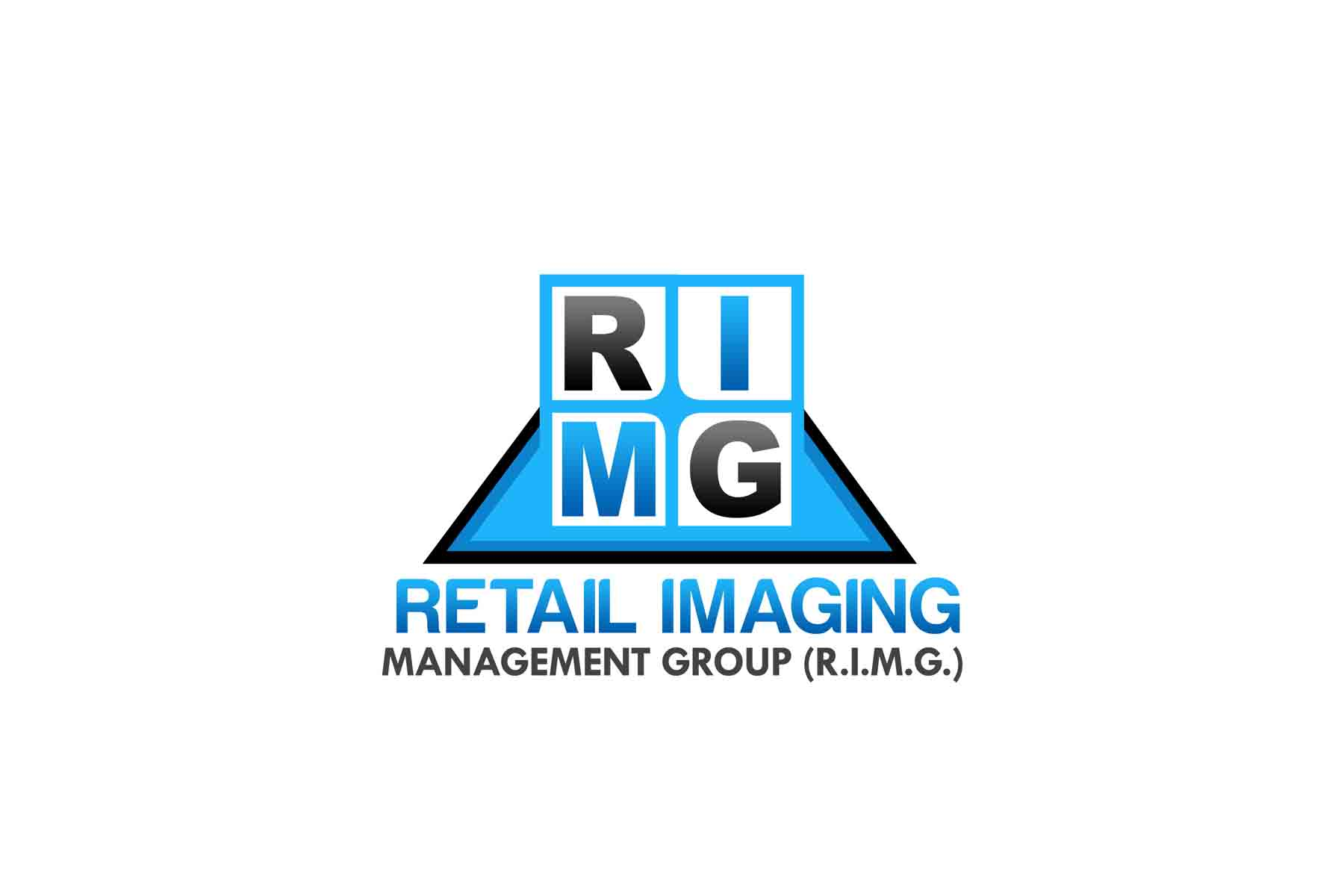 Logo Design by Private User - Entry No. 92 in the Logo Design Contest Creative Logo Design for Retail Imaging Management Group (R.I.M.G.).