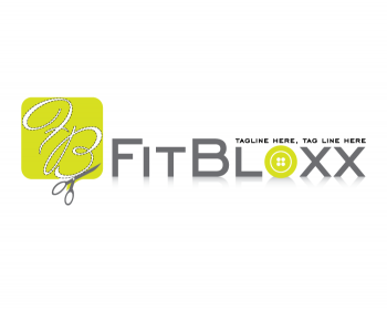 Logo Design by Gmars - Entry No. 72 in the Logo Design Contest FitBloxx (creating block fits for the apparel industry).