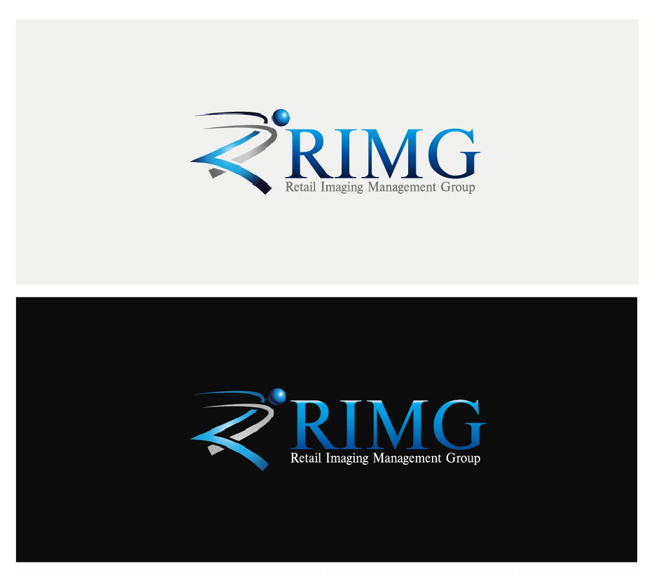 Logo Design by Private User - Entry No. 94 in the Logo Design Contest Creative Logo Design for Retail Imaging Management Group (R.I.M.G.).