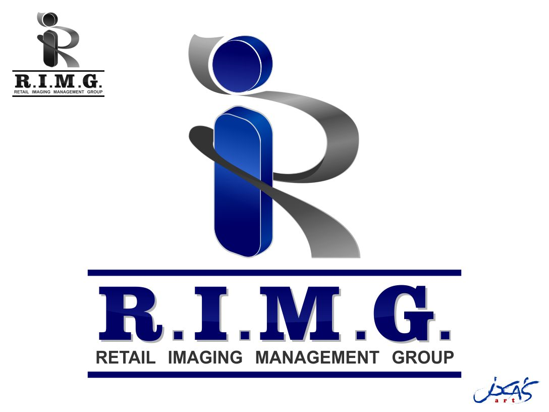 Logo Design by joca - Entry No. 101 in the Logo Design Contest Creative Logo Design for Retail Imaging Management Group (R.I.M.G.).