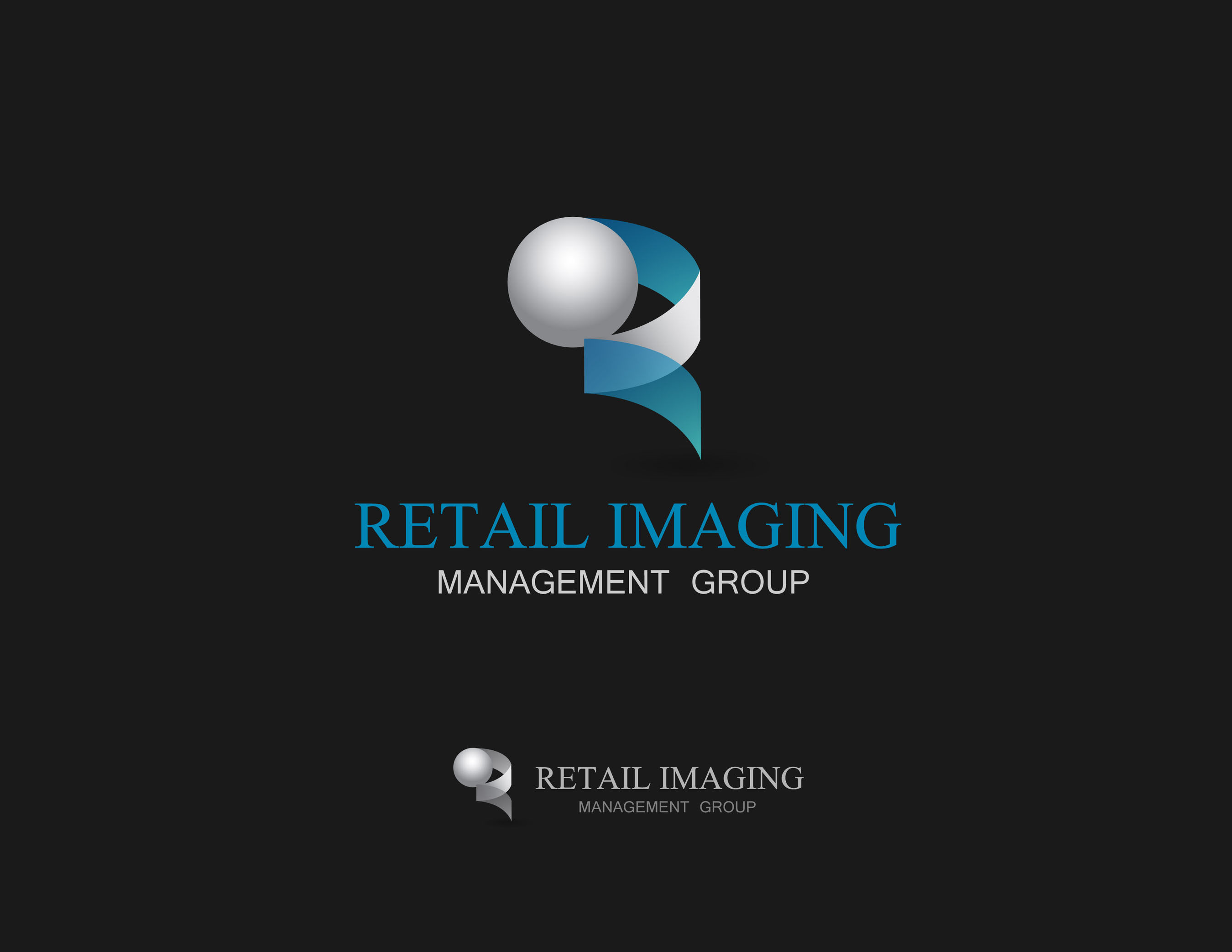 Logo Design by Mark Anthony Moreto Jordan - Entry No. 102 in the Logo Design Contest Creative Logo Design for Retail Imaging Management Group (R.I.M.G.).