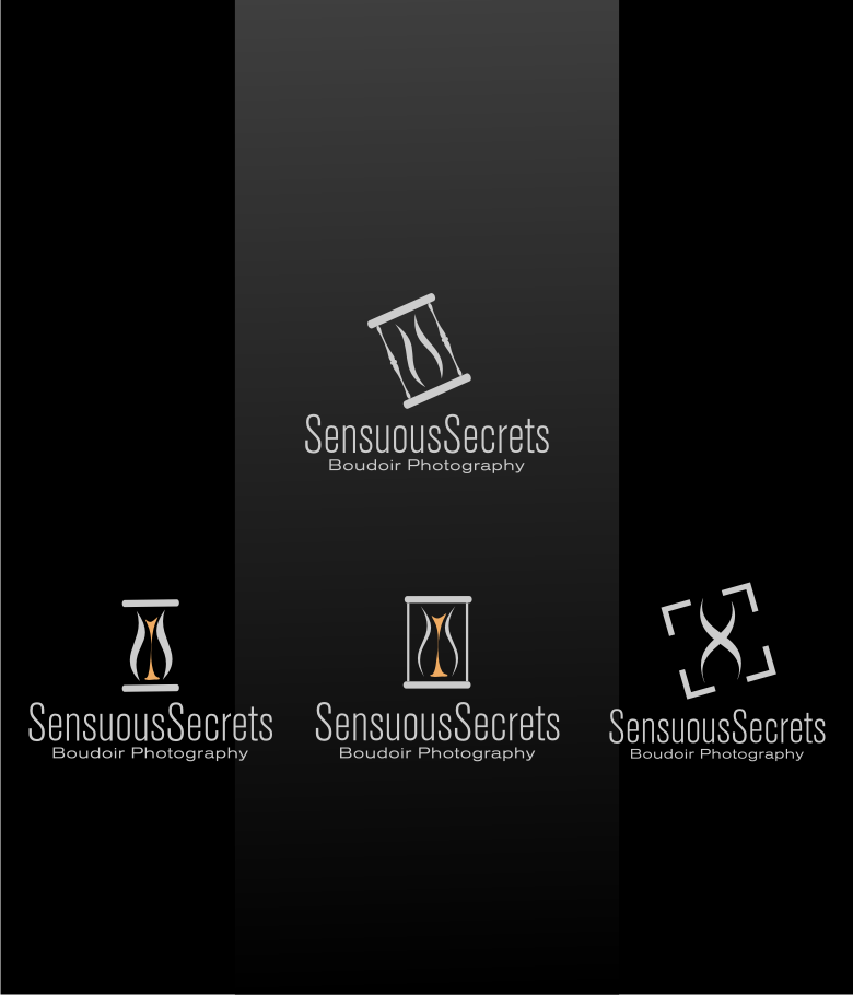 Logo Design by graphicleaf - Entry No. 36 in the Logo Design Contest Artistic Logo Design for Sensuous Secrets Boudoir Photography.