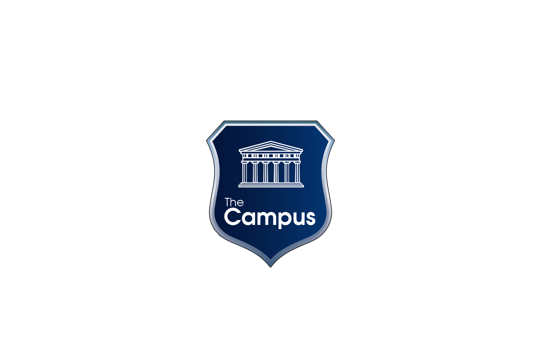 Logo Design by Private User - Entry No. 64 in the Logo Design Contest theCampus Logo Design.