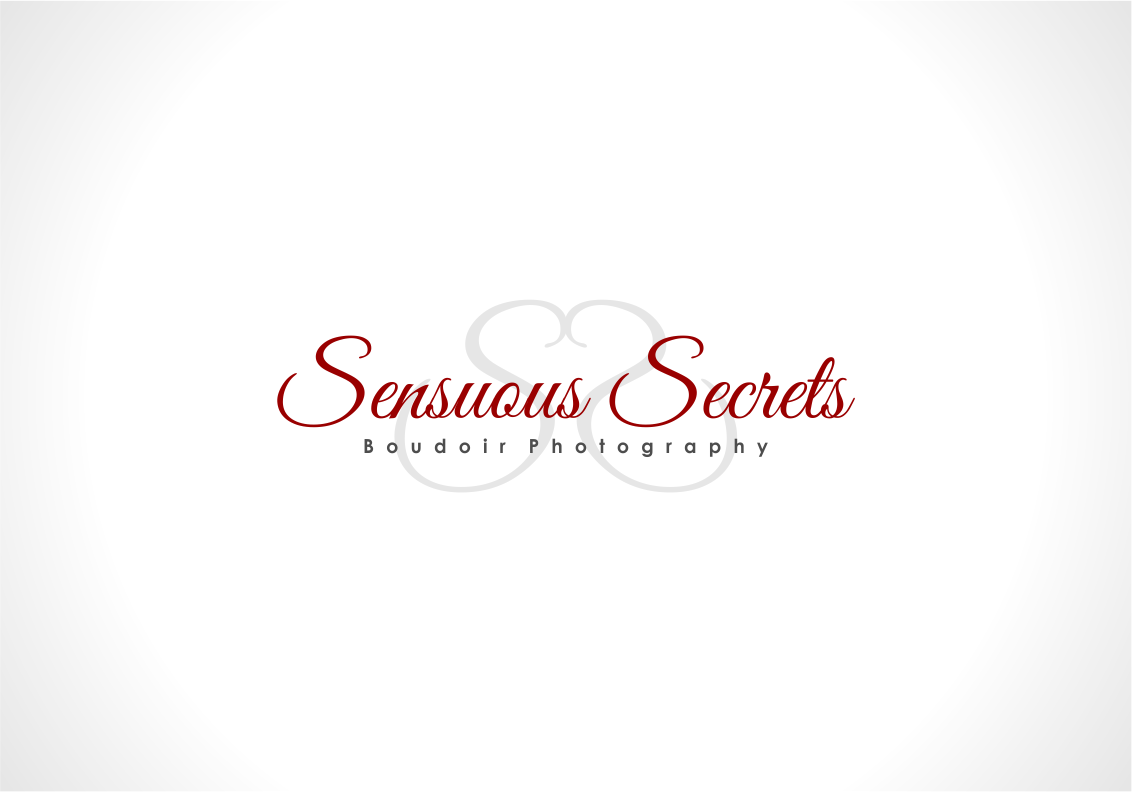 Logo Design by haidu - Entry No. 38 in the Logo Design Contest Artistic Logo Design for Sensuous Secrets Boudoir Photography.
