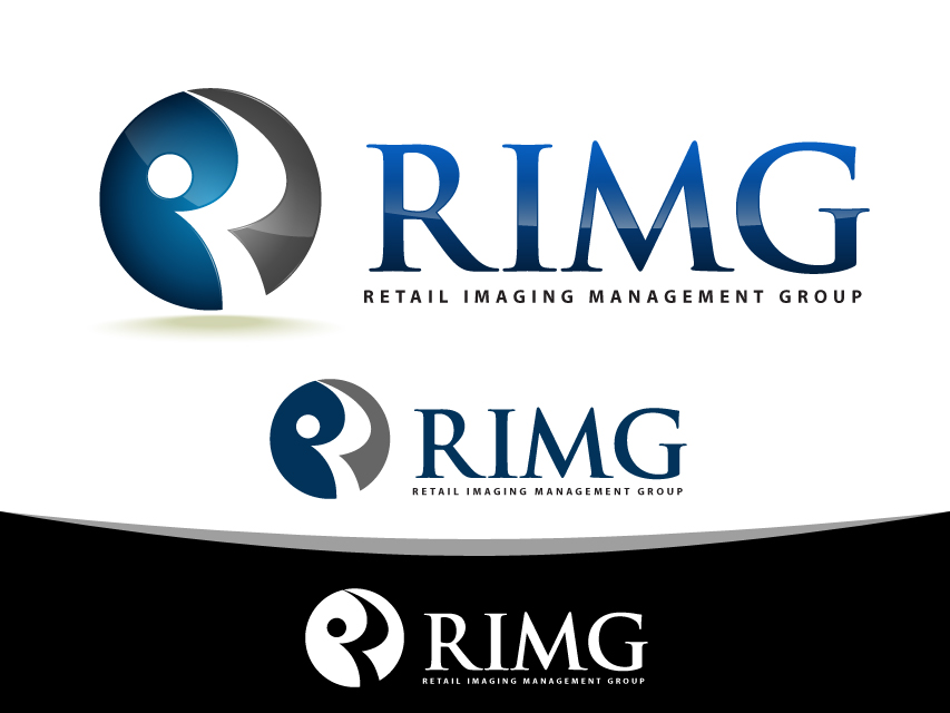 Logo Design by Richard Soriano - Entry No. 105 in the Logo Design Contest Creative Logo Design for Retail Imaging Management Group (R.I.M.G.).
