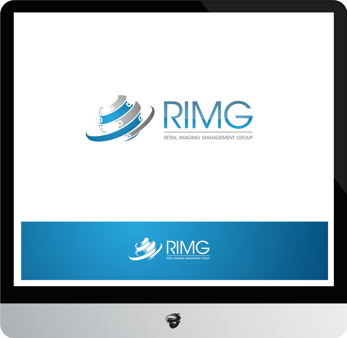 Logo Design by zesthar - Entry No. 107 in the Logo Design Contest Creative Logo Design for Retail Imaging Management Group (R.I.M.G.).