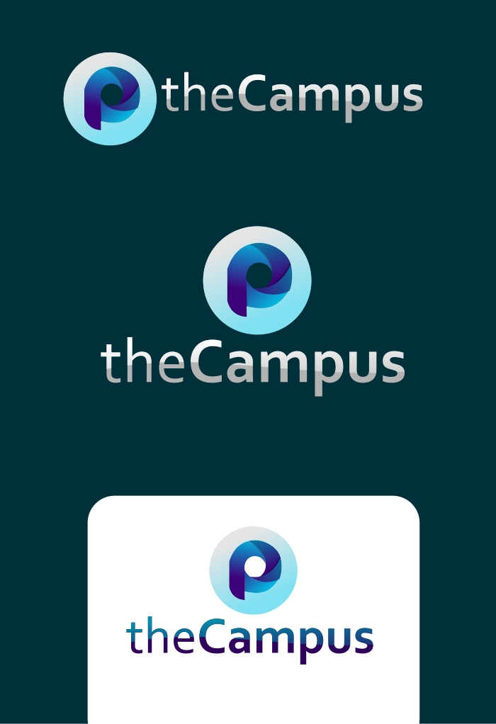 Logo Design by Private User - Entry No. 66 in the Logo Design Contest theCampus Logo Design.