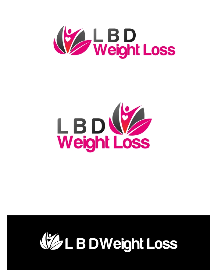 Logo Design by Private User - Entry No. 6 in the Logo Design Contest Imaginative Logo Design for LBD Weight Loss.