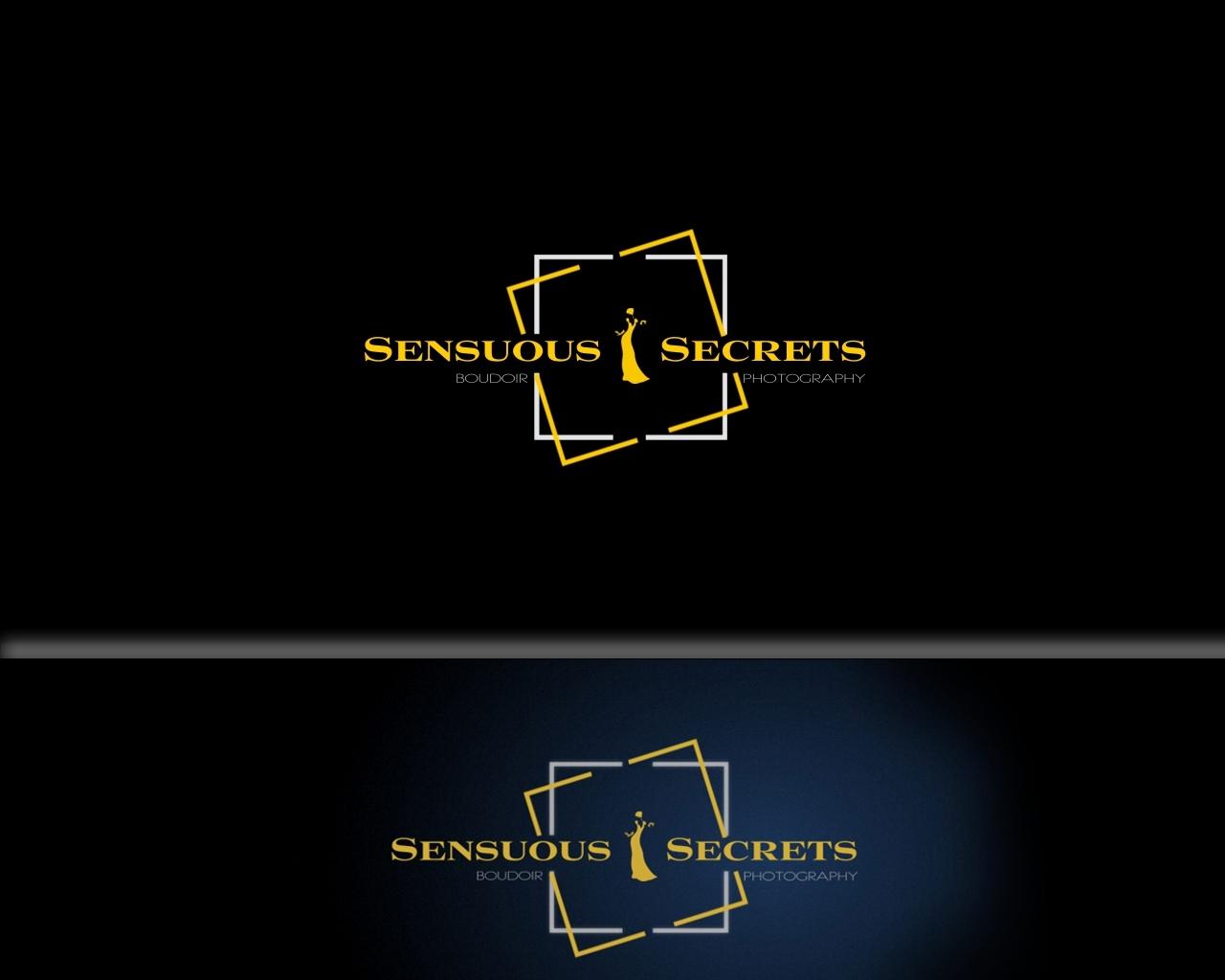 Logo Design by Q_Division_Designs - Entry No. 41 in the Logo Design Contest Artistic Logo Design for Sensuous Secrets Boudoir Photography.