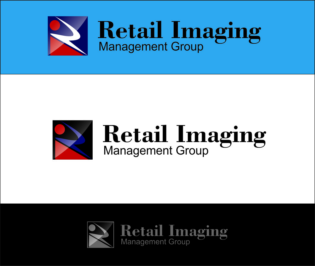 Logo Design by Agus Martoyo - Entry No. 119 in the Logo Design Contest Creative Logo Design for Retail Imaging Management Group (R.I.M.G.).