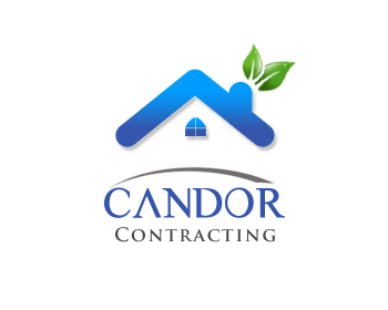 Logo Design by Crystal Desizns - Entry No. 72 in the Logo Design Contest Unique Logo Design Wanted for Candor Contracting.