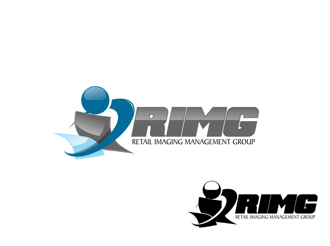 Logo Design by Chris Frederickson - Entry No. 122 in the Logo Design Contest Creative Logo Design for Retail Imaging Management Group (R.I.M.G.).