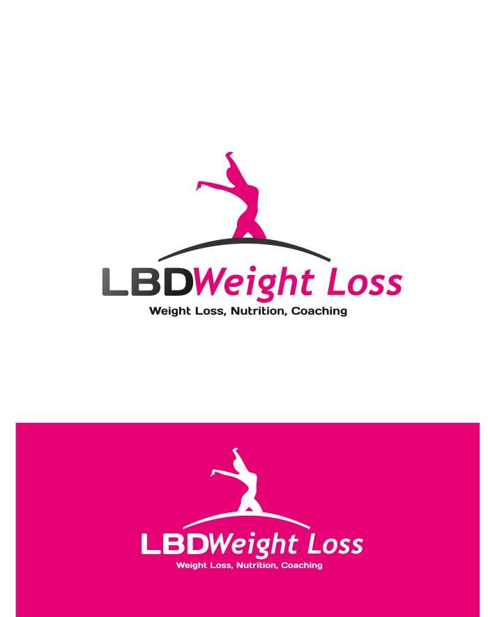 Logo Design by Private User - Entry No. 9 in the Logo Design Contest Imaginative Logo Design for LBD Weight Loss.
