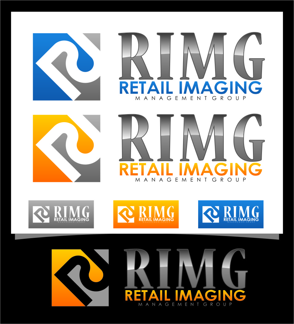 Logo Design by Ngepet_art - Entry No. 124 in the Logo Design Contest Creative Logo Design for Retail Imaging Management Group (R.I.M.G.).