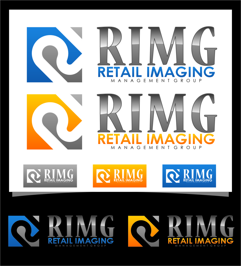 Logo Design by Ngepet_art - Entry No. 125 in the Logo Design Contest Creative Logo Design for Retail Imaging Management Group (R.I.M.G.).
