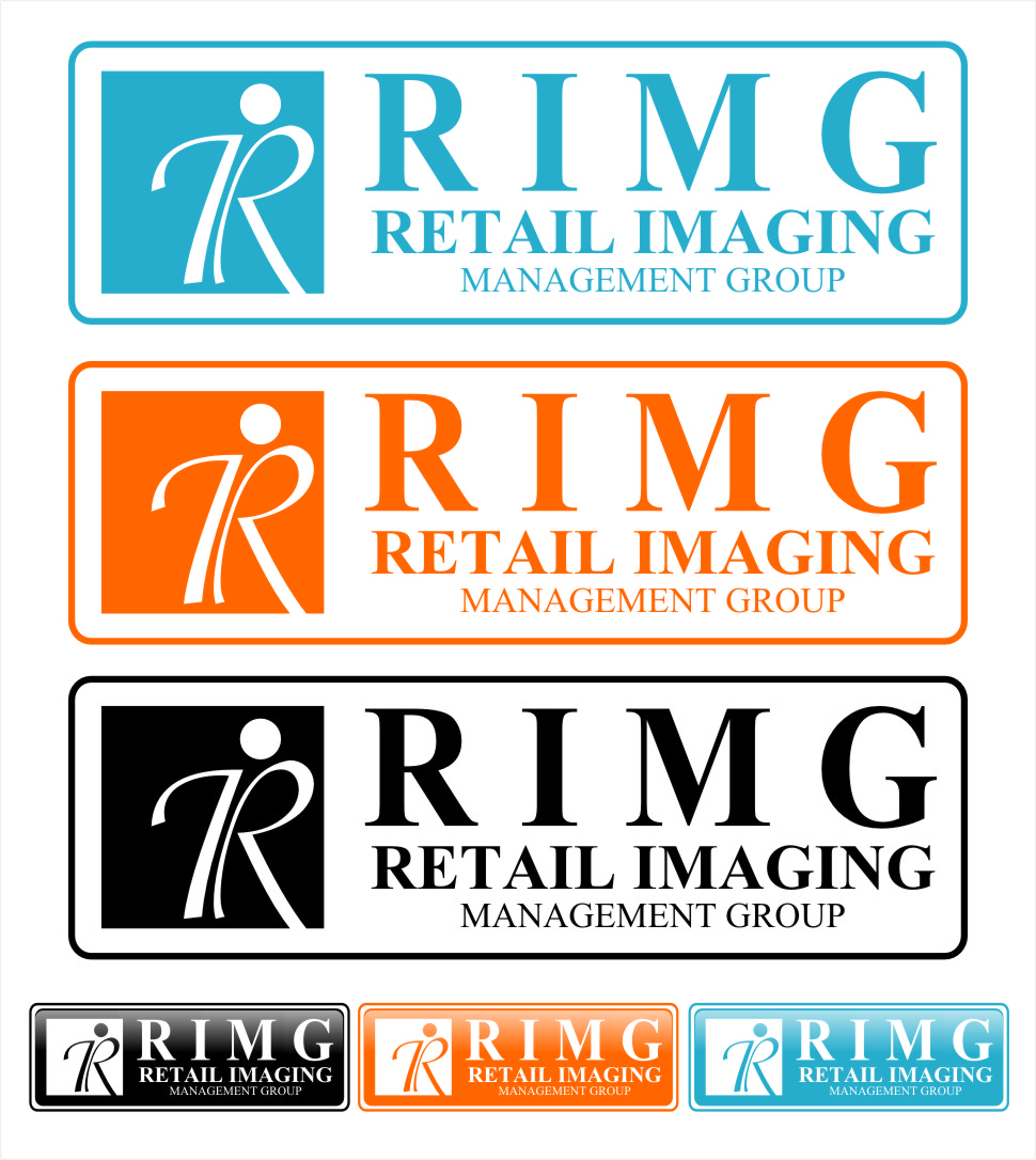 Logo Design by Ngepet_art - Entry No. 136 in the Logo Design Contest Creative Logo Design for Retail Imaging Management Group (R.I.M.G.).
