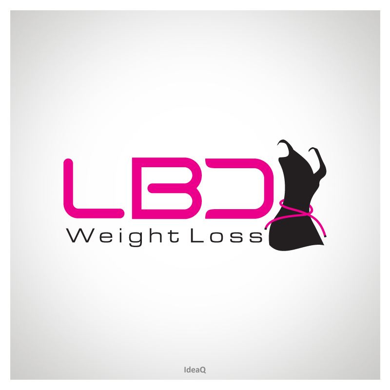Logo Design by Private User - Entry No. 10 in the Logo Design Contest Imaginative Logo Design for LBD Weight Loss.