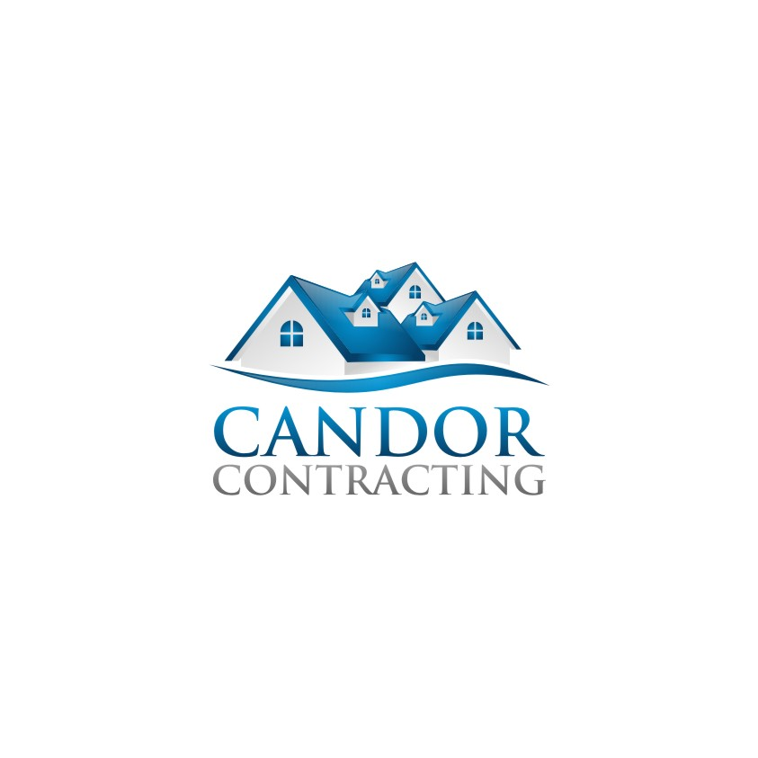 Logo Design by untung - Entry No. 74 in the Logo Design Contest Unique Logo Design Wanted for Candor Contracting.