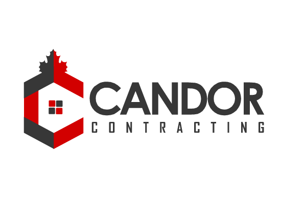 Logo Design by Ismail Adhi Wibowo - Entry No. 78 in the Logo Design Contest Unique Logo Design Wanted for Candor Contracting.
