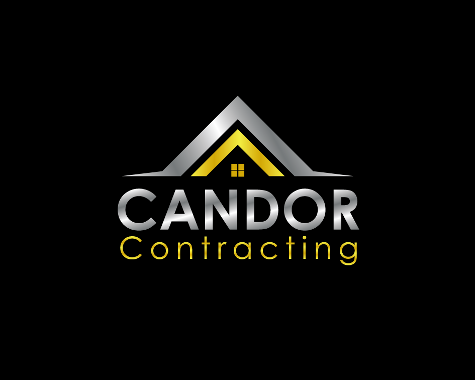 Logo Design by Yusuf Nurochim - Entry No. 79 in the Logo Design Contest Unique Logo Design Wanted for Candor Contracting.