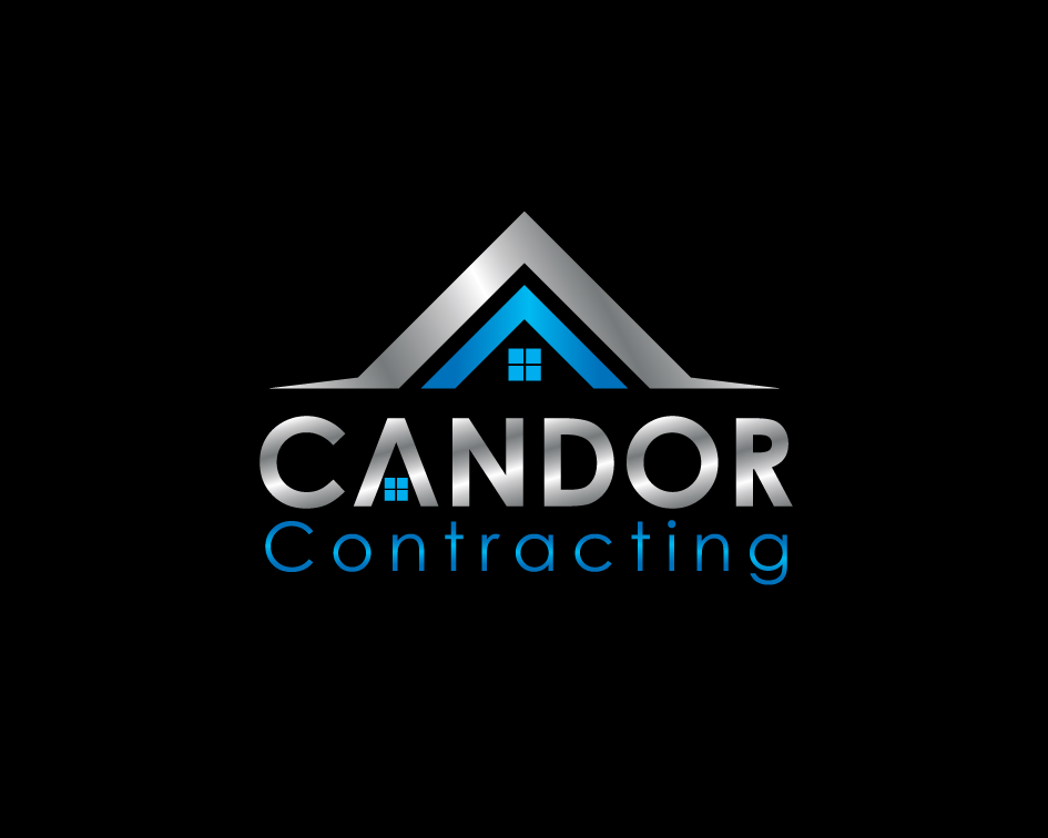 Logo Design by Yusuf Nurochim - Entry No. 80 in the Logo Design Contest Unique Logo Design Wanted for Candor Contracting.