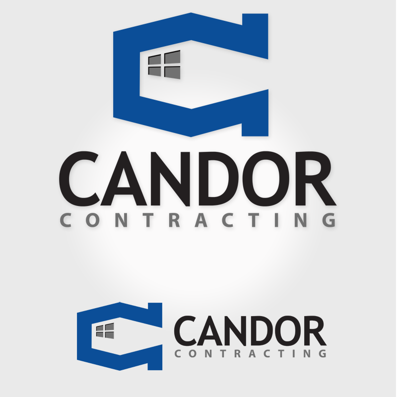 Logo Design Contests Unique Logo Design Wanted For Candor Contracting Design No 87 By Trebz
