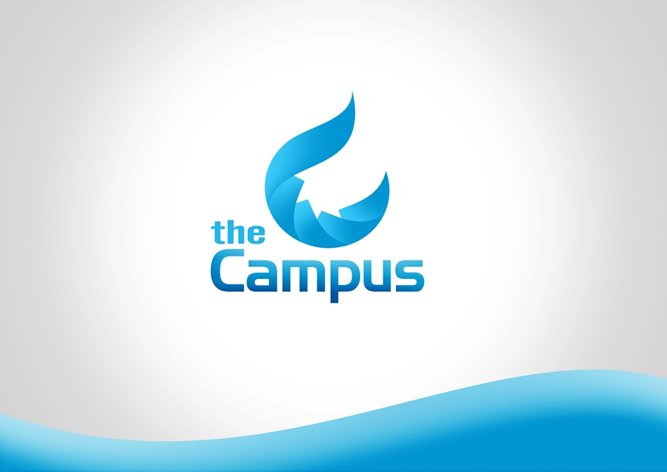 Logo Design by Respati Himawan - Entry No. 80 in the Logo Design Contest theCampus Logo Design.