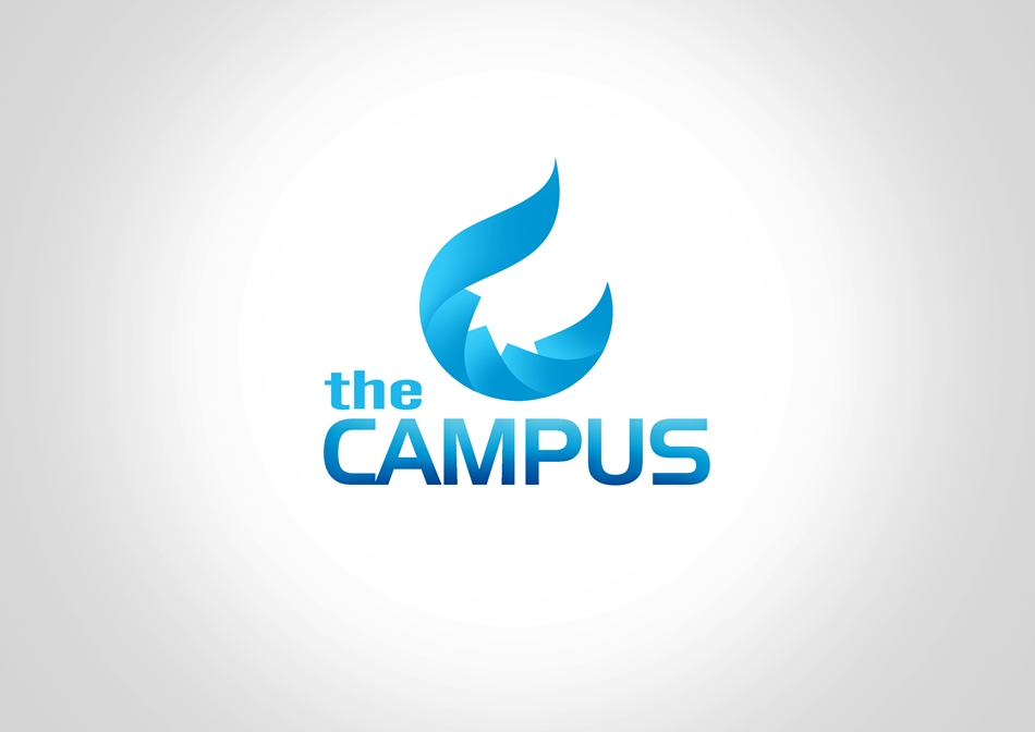Logo Design by Respati Himawan - Entry No. 81 in the Logo Design Contest theCampus Logo Design.