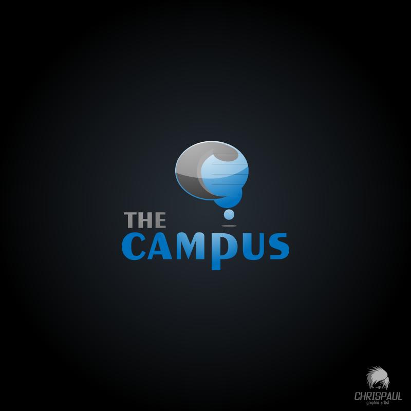 Logo Design by zesthar - Entry No. 83 in the Logo Design Contest theCampus Logo Design.