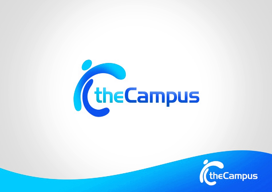 Logo Design by Respati Himawan - Entry No. 85 in the Logo Design Contest theCampus Logo Design.