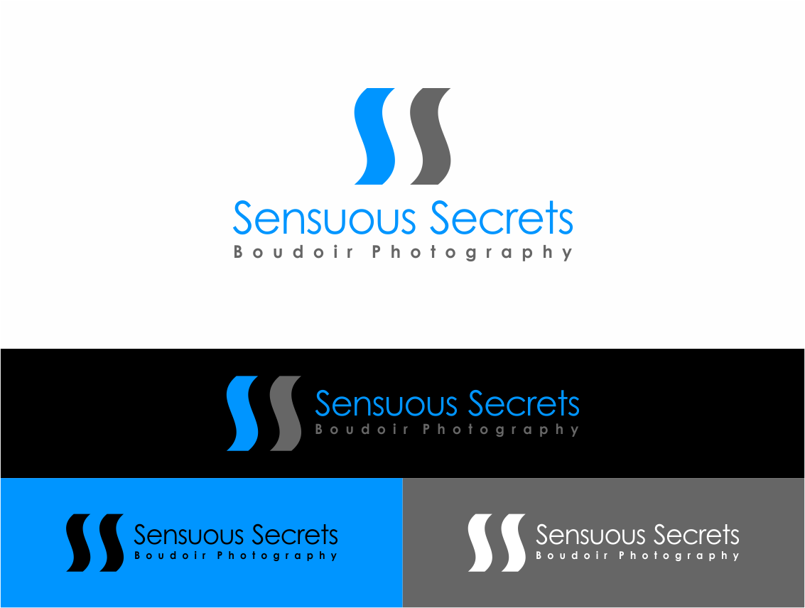 Logo Design by haidu - Entry No. 59 in the Logo Design Contest Artistic Logo Design for Sensuous Secrets Boudoir Photography.